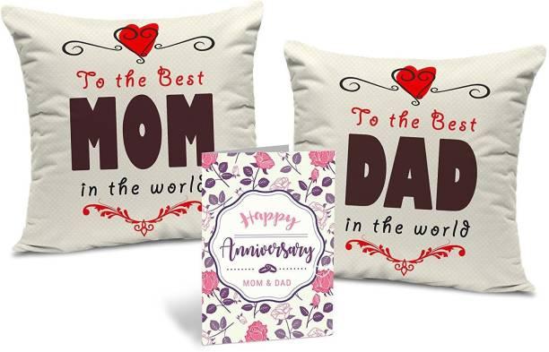TIED RIBBONS Cushion Gift Set