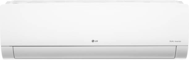 LG Convertible 5-in-1 Cooling 1.5 Ton 3 Star Split Dual Inverter AC  - White