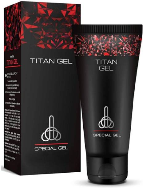 THE NIGHT CARE TANTRA TITAN PERSONAL LUBRICANT GEL FOR MEN Lubricant