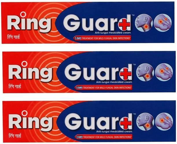 Ring Guard Cream - 3 x 20 g Packs