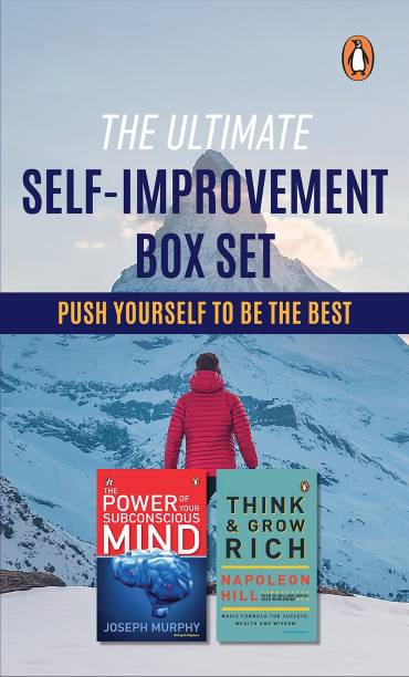 Power of Your Subconscious Mind & Think and Grow Rich - The Ultimate Self-Improvement Box Set