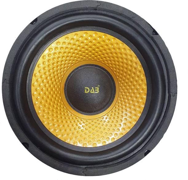 DAB 8 inch Colored 9017 Magnet Golden Designer Subwoofer