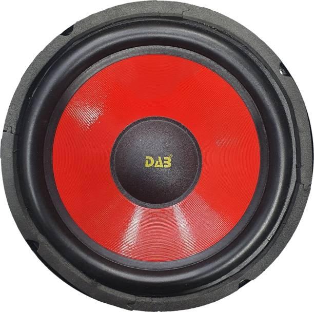 DAB Red Designer 8 inch 90x17 Magnet Woofer Speaker Subwoofer Subwoofer