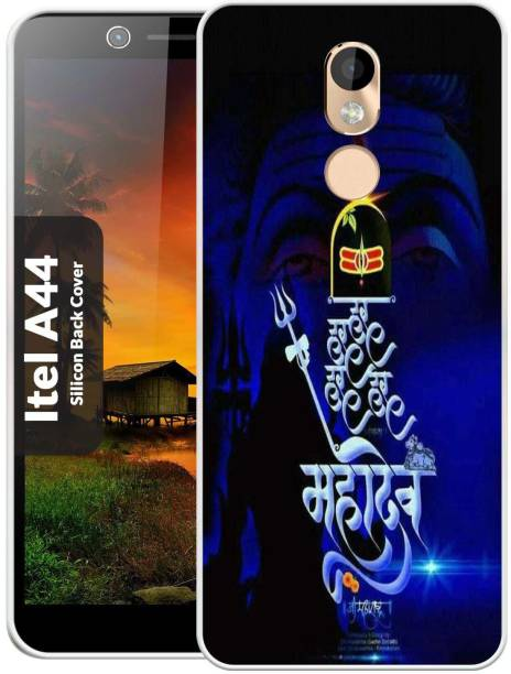 PictoWorld Back Cover for Itel A44 Pro
