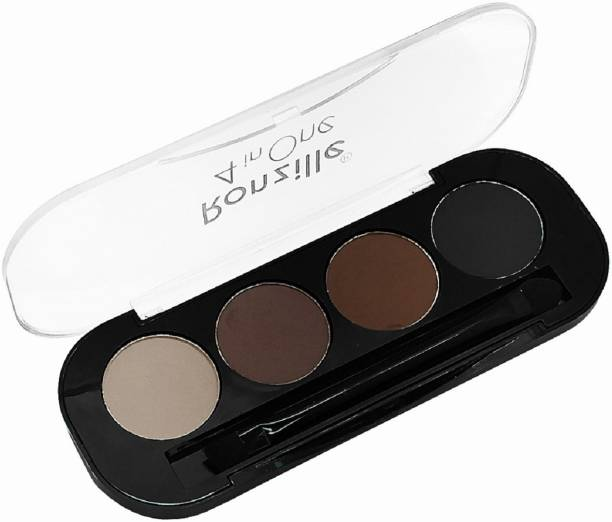 RONZILLE 4 IN ONE Professional Eyebrow Palette Shade ( C ) 16 g