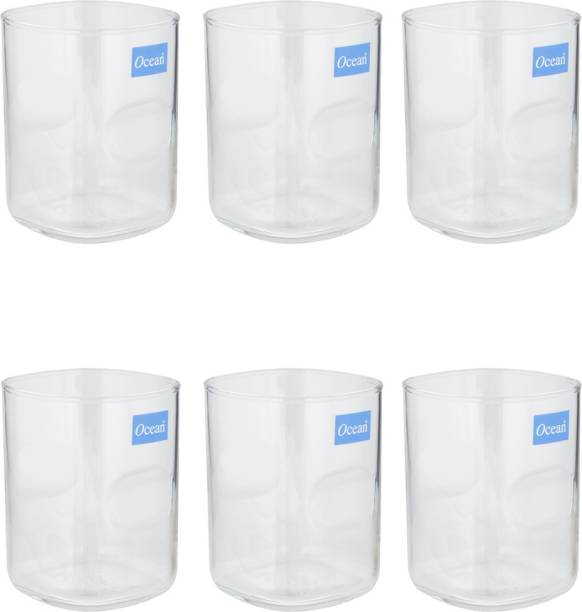 Ocean (Pack of 6) Unity Glass Set
