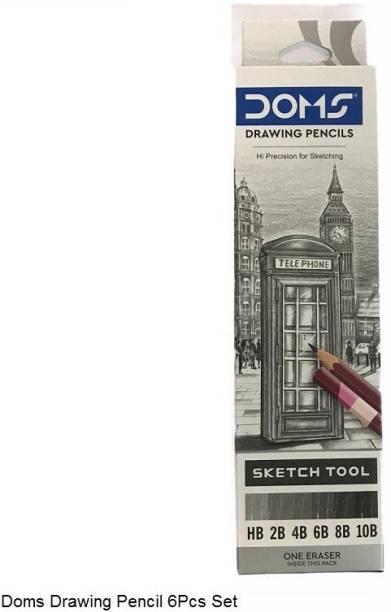 DOMS Graphite 2 Pencil