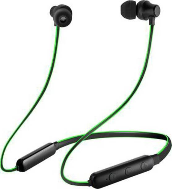 PTron InTunes Lite High Bass In-Ear Wireless Headphones With Mic Bluetooth Headset