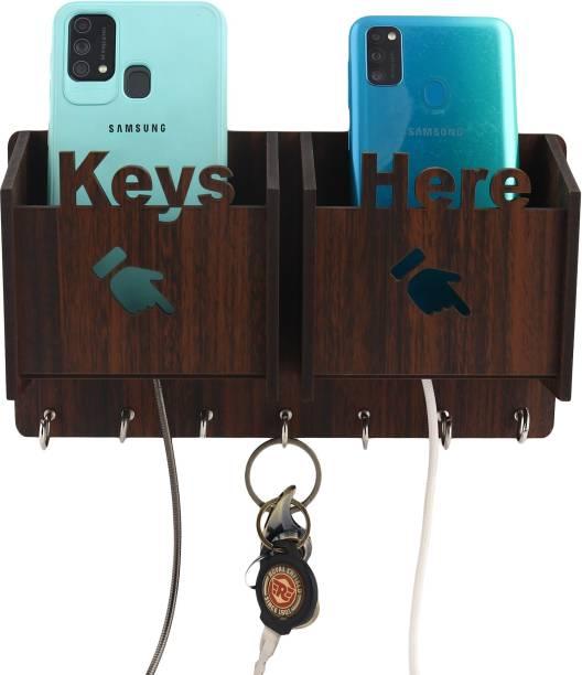 Kinoki Keys Hare Wood Key Holder