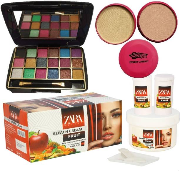 SWIPA Face And Eye makeup Combo kit-SDL210015