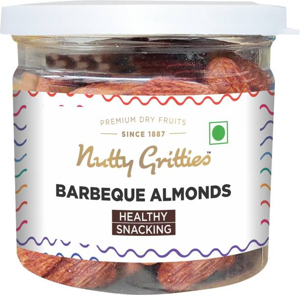 Nutty Gritties Barbeque Almonds