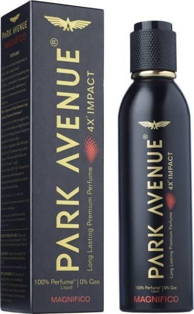 PARK AVENUE 4X Impact Magnifico Eau de Parfum  -  120 ml