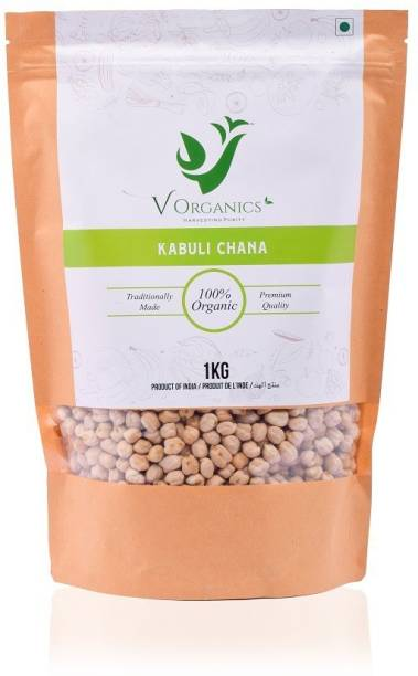 V ORGANICS Kabuli Chana (Whole)