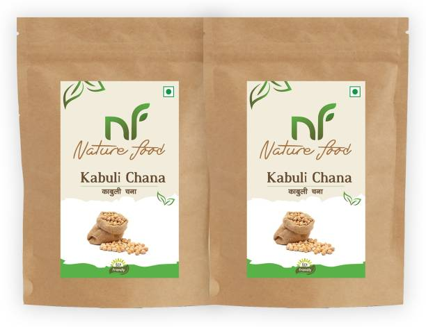 Nature food White Kabuli Chana (Whole)
