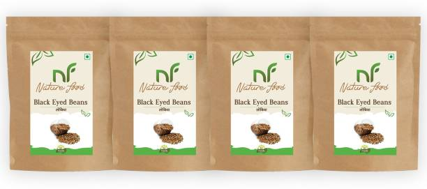 Nature food Brown Black Eyed Beans (Whole)