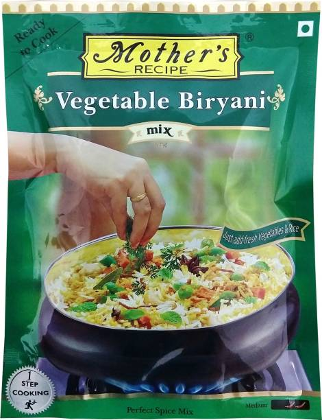 MOTHER'S RECIPE Vegetable Biryani Mix 75 g