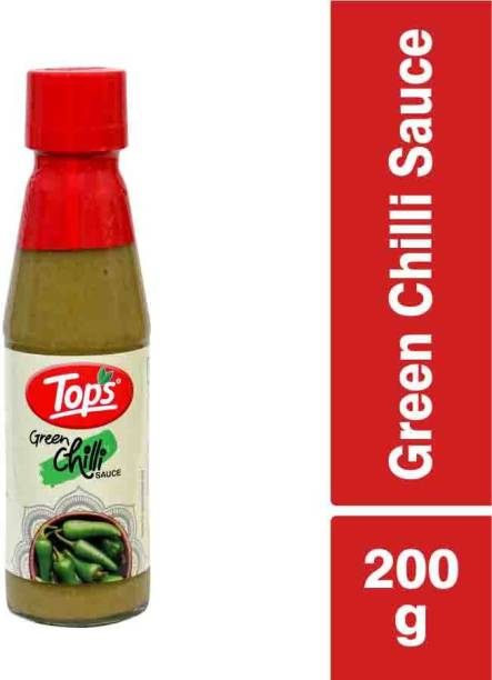 Top's Green Chilli Sauce