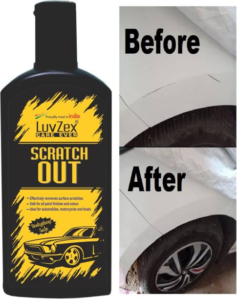 LuvZex CARE EVER Scratch Remover Wax
