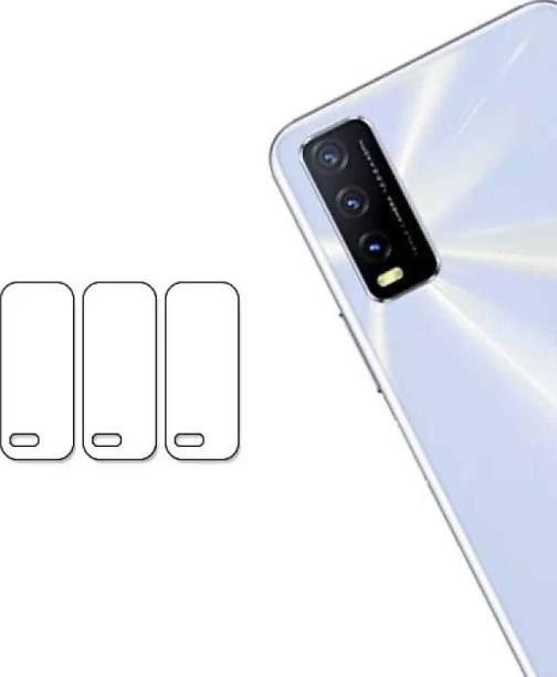 DB Back Camera Lens Glass Protector for VIVO iQOO U1X