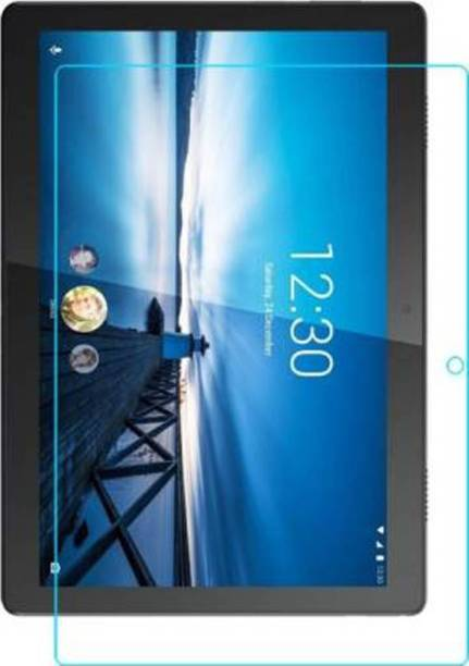 EASYKARTZ Tempered Glass Guard for Lenovo Tab M10 10.1 inch