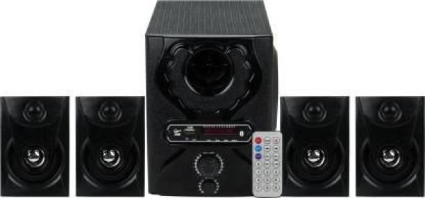 scherzando HT 2300GFJ 70 W Home Theatre (Black, 4.1 Channel) 70 W Bluetooth Home Theatre