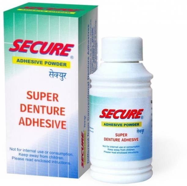 SECURE Denture Adhesive Powder 20 Gms X 2