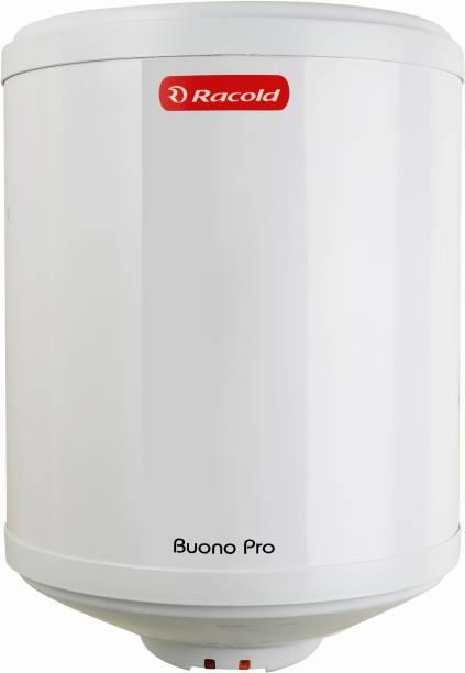 Racold 10 L Storage Water Geyser (Buono Pro, White)
