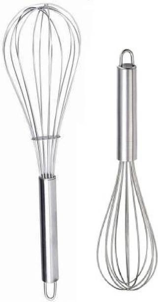 Meswarn Stainless Steel Balloon Whisk
