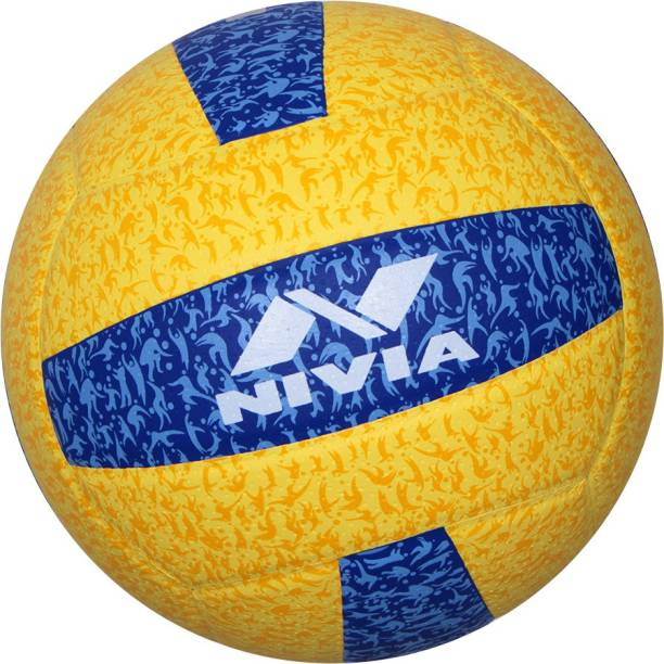 NIVIA G-2020 Volleyball - Size: 4