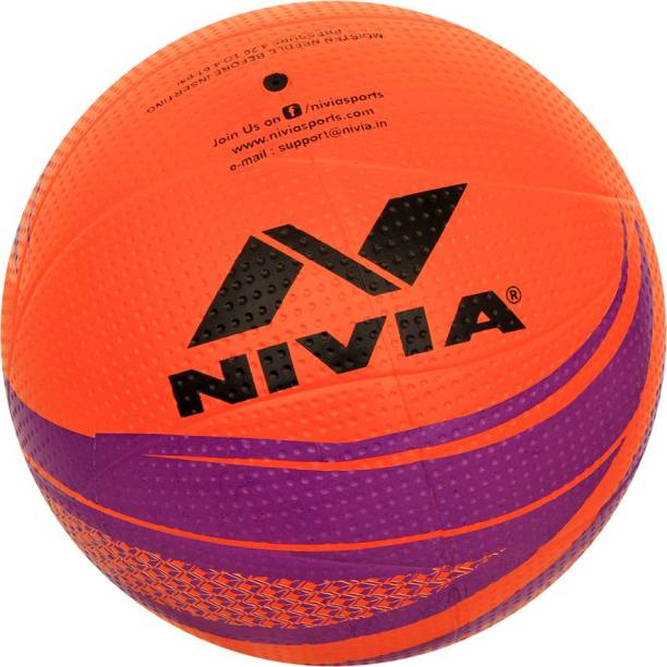 NIVIA Crater Volleyball - Size: 4