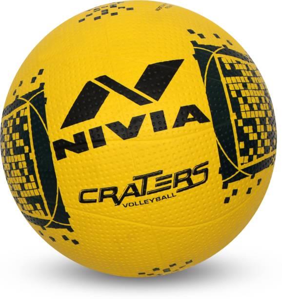 NIVIA Crater (matrix) Volleyball - Size: 4