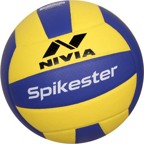 NIVIA Spikester (Encounter) Volleyball - Size: 4