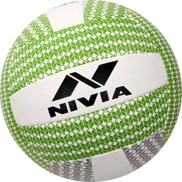 NIVIA PU - 5000 Volleyball - Size: 4