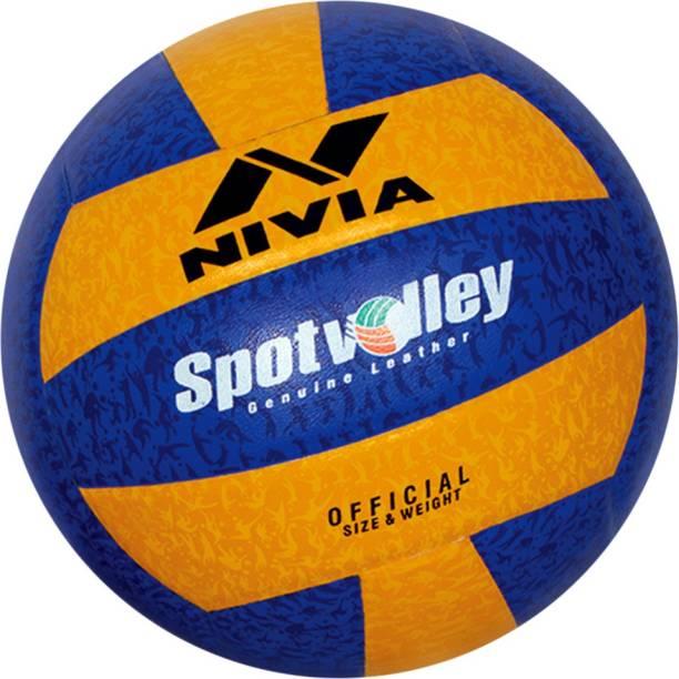 NIVIA Spotvolley Volleyball - Size: 4