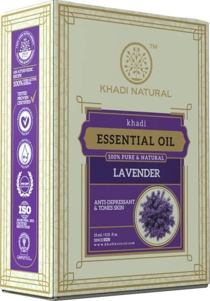 KHADI NATURAL Lavender Essential Oil