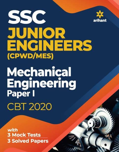 SSC (JE) Junior Engineers Mechanical Engineering Paper 1 2020