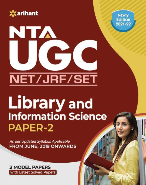 Nta UGC Net Library and Information Science Paper 2