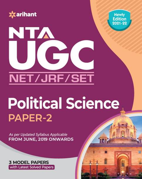 Nta UGC Net Political Science