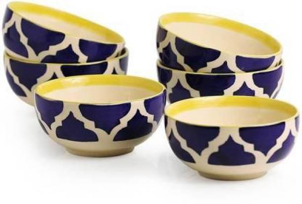 karari Ceramic Serving Bowl