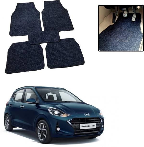 KANDID Fabric Standard Mat For  Hyundai Grand i10 Nios