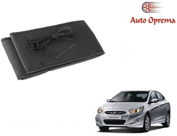 Auto Oprema Steering Cover For Hyundai Fluidic Verna
