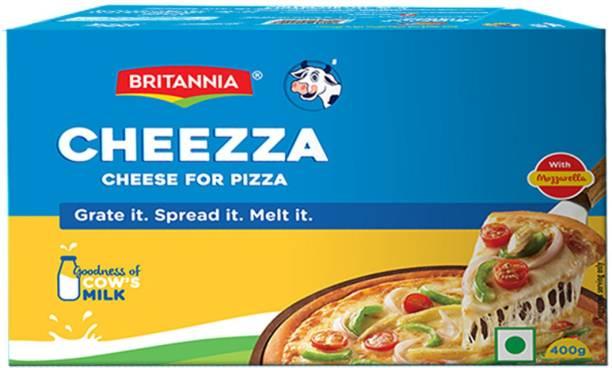 BRITANNIA Cheezza Pizza Cheese Block