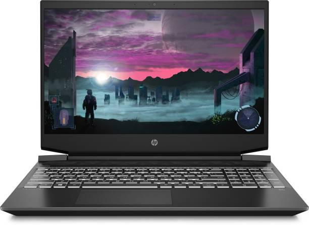 HP Pavilion Gaming Ryzen 5 Hexa Core 4600H - (8 GB/1 TB HDD/256 GB SSD/Windows 10 Home/4 GB Graphics/NVIDIA GeForce GTX 1650/144 Hz) 15-ec1052AX Gaming Laptop