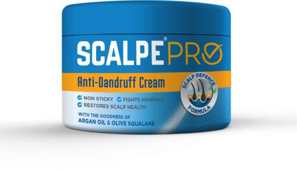 Scalpe Pro Anti Dandruff Hair Cream Hair Cream