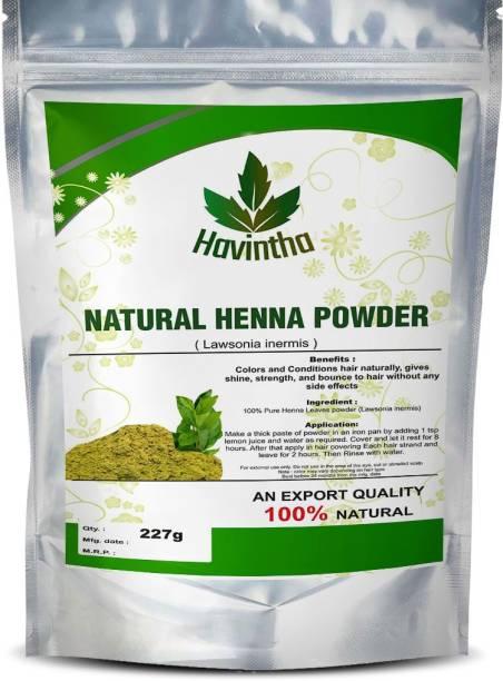 Havintha Natural Henna Powder for hair , MEHANDI POWDER