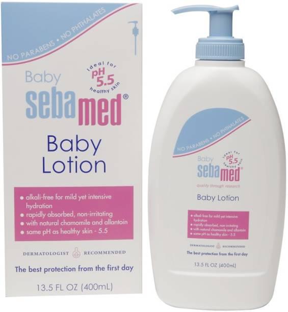 Sebamed Baby Lotion 400 ML