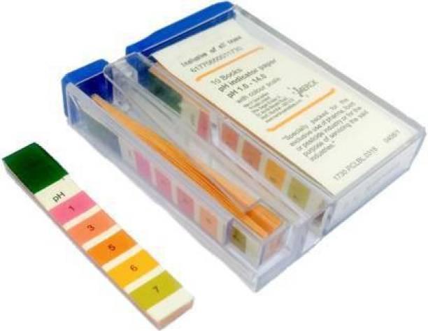 AtomicSurgicals Strips PH Test Indicator Litmus Paper Ph Test Strip