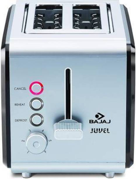 BAJAJ Juvel Pop-Up Toaster -270101 750 W Pop Up Toaster