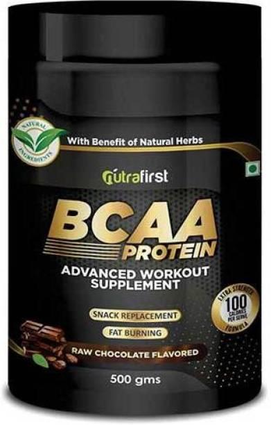 NutraFirst BCAA Protein Supplement BCAA