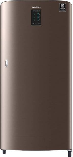 SAMSUNG 198 L Direct Cool Single Door 4 Star Refrigerator  with Digi Touch Cool